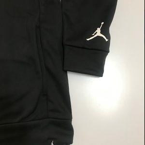 Jordan Shirts - Jordan Training Therma Fit Pullover Hoodie Black L